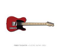 Fender Telecaster •Electric guitar (2001)