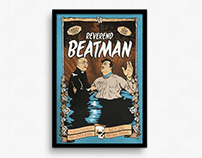 Reverend Beatman – Gigposter