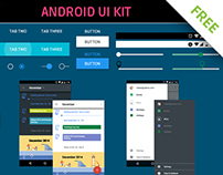 Android UI Kit FREE download