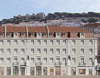 Rossio Pombalino Quarter