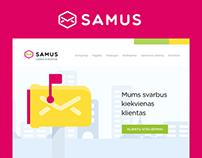 SAMUS website