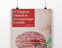 IV Congreso Nacional de Neuropsicología.