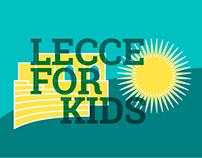 LECCE FOR KIDS