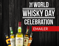 World Whisky Day // Checkers LiquorShop Emailer