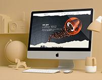 Coffee - Landing Page