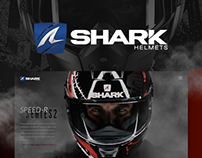 Shark Helmets. Redesign Concept