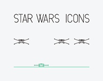 Star Wars Icons / Pattern