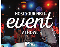 Howl at the Moon Event Planning Guidebook