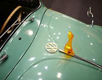 The Volkswagen Beetle/der Käfer