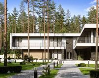 Modern Houses Marketing Images