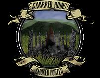 Burnt Chimney Brewing Company (Label 1)