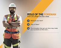 Foreman Training Presentation Deck