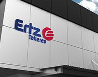 Restyling Branding Talleres Ertz