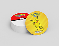 Pokemon Pogs