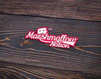 Marshmallow Nation Logo