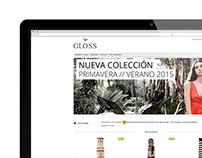 Gloss Tienda Online