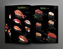 sushi menu bar