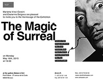 Exhibition The Magic of Surreal