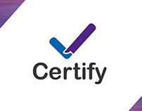 Certify   Branding