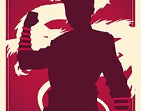 Marvel SHANG CHI Poster Art