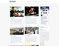 Home - Blog - Spark WordPress Theme