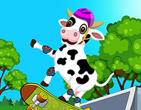 Play With Cow