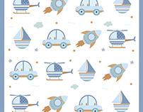 Pattern for boy