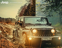 Jeep Wrangler Ad