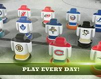 NHL-DraftKings Fantasy Hockey Campaign