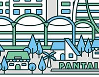 MAKASSAR (City Illustration)
