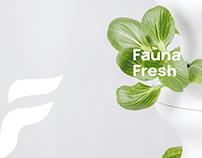 Fauna Fresh Brand Identity