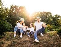 Family Photoshoot K&M