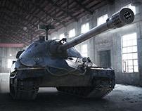 Armored Warfare - IS-7