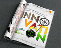 Visual Identity | Innovation Prize for Africa