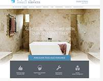 Natural Stone and Tile Landing Page