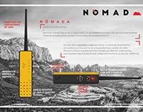 NOMAD Kinectic Radio