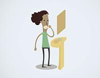 Animação - Dicas para economizar água