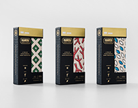 Marou Chocolate for National Gallery Singapore