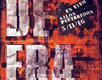 Poster - Defracks Live