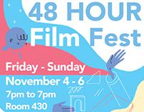 48 Hour Film Fest Poster