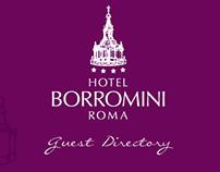 Borromini Hotel - Branding & Brochure Graphic