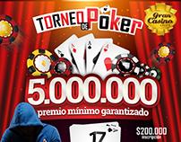 TORNEO DE POKER / GRAN CASINO