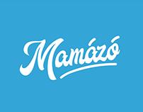 Logo design Mamazo