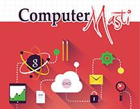 Computer Masti - Book Design