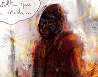 Gorilla Guerilla