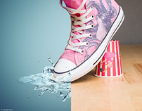 "CONVERSE "" BY YOU"" 