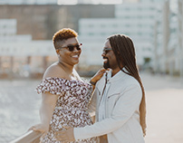 Couples Session: Sharee + Darrell
