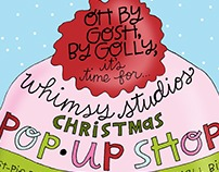 2015 Christmas Pop Up Shop