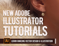Illustrator Tutorials - New Vector Illustration Tuts