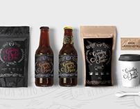 Grandpa Joel's Coffee - Brand Identity